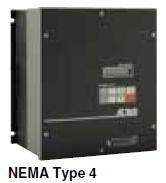 M1205C MC Series Drive NEMA 4 Watertight
